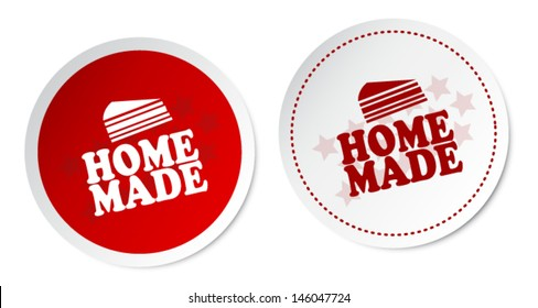 Home Made Stickers