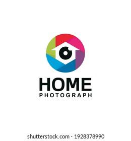 Home Photograph logo design inspiration