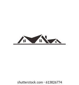home realty logo design