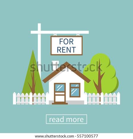home rent icon real estate concept のベクター画像素材 ロイヤリティ