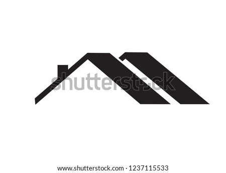 Home Roof Icon Stock Vector Royalty Free 1237115533 Shutterstock