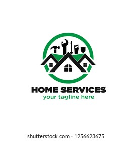home service logo designs
