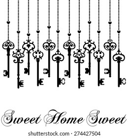 Home Sweet Home, Vector Version