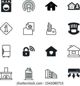 home vector icon set such as: display, apartment, vintage, fire, help, lease, logo, interface, child, light, inform, air, residence, data, bed, baby, wooden, electronic, public, heat, hand, electric
