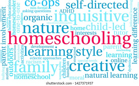 Homeschool Images, Stock Photos & Vectors | Shutterstock