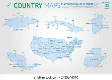 1000+ State Capitals Map Stock Images, Photos & Vectors ...