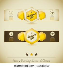 Honey Banner Collection