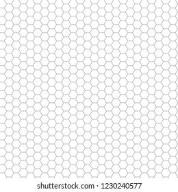 Honey comb pattern background