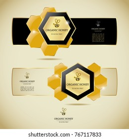 Honey Label Collection