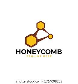 honey logo icon vector isolated