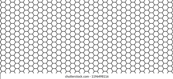 Honeycomb monochrome honey seamless pattern Vector cell chexagons geometric shapes mosaic background raster fun funny honey bee honeycombs Beehive  honeycomb ornament Soccer Football net Transparent