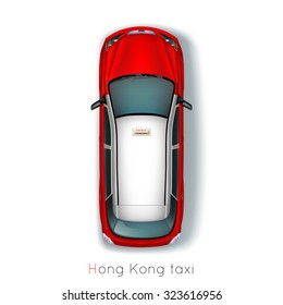Hong Kong, traditional taxis around the world