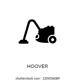 hoover icon. hoover symbol design from Cleaning collection. Simple element vector illustration on white background.