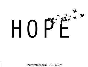 Hope vector