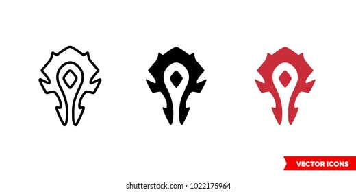 Horde Symbol Images Stock Photos Vectors Shutterstock Looking for the best horde symbol wallpaper? https www shutterstock com image vector horde symbol icon 3 types color 1022175964