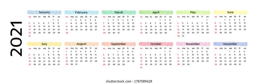 Arabic English Calendar Images Stock Photos Vectors Shutterstock