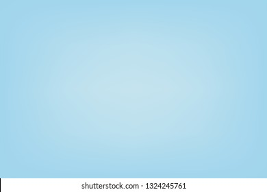 horizontal rectangle background, light blue and glowing