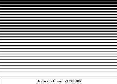 how to delete horizontal lines