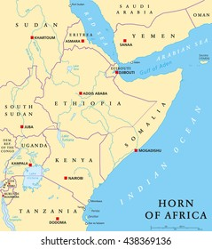 Somalia Map Images Stock Photos Vectors Shutterstock