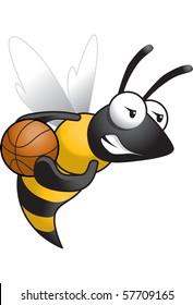 Hornet-Basketball