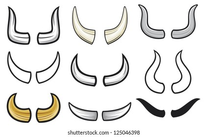 horns collection