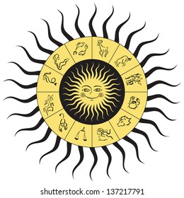 Astrology Icons Images Stock Photos Vectors Shutterstock