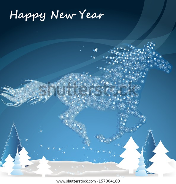 Happy New Year Horse Images 4