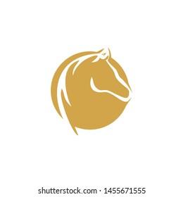 Horse logo, Horse logo design, Horse head