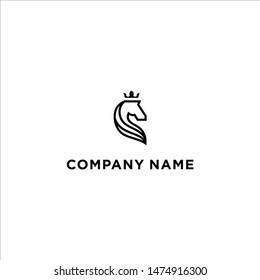 Horse Logo / Horse King