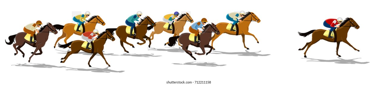 Horse race competition