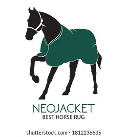 Horse Stable Rug, perfect for horse ware Business Product logo