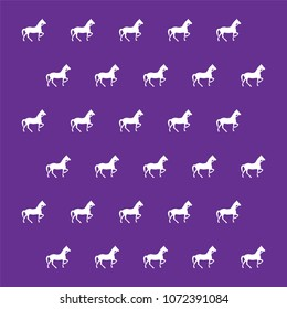 horse, vector, animal