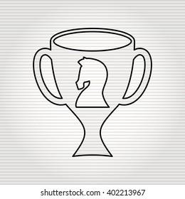 horsemanship icon design