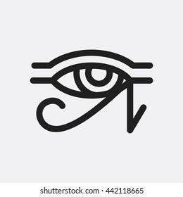 Horus eye Icon