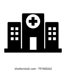 hospital building logo