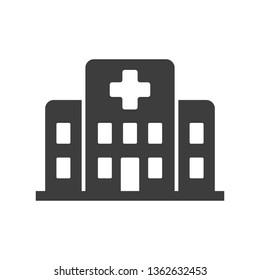 Hospital Clinic Icon