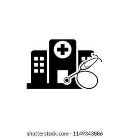 Hospital icon templates
