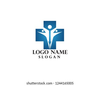 Hospital logo and symbols template icons app