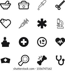 hospital vector icon set such as: liquid, immunization, osteoporosis, drawing, square, find, mortar, seek, bone, ekg, uniform, microbes, tube, ems, healthcare, trendy, simple, office, snake