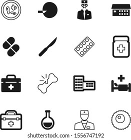 hospital vector icon set such as: round, hiv, logos, ovum, graphic, cartoon, blue, scalpel, ovary, procreation, set, simple, life, pharmaceutical, station, bottle, bone, infertility, worker, test