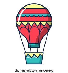 Hot Air Balloon Cartoon Images Stock Photos Vectors Shutterstock