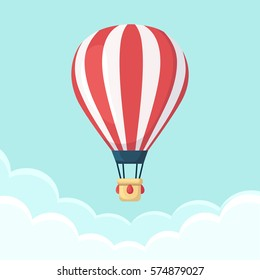 hot air balloon cartoon images stock photos vectors shutterstock rh shutterstock com cartoon hot air balloon basket cartoon hot air balloon png