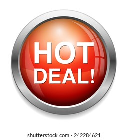Hot deal button