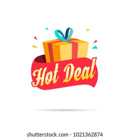 Hot Deal Shopping Gift Box