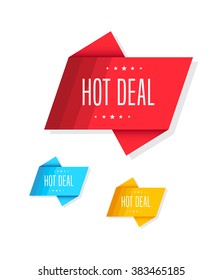 Hot Deal Tags