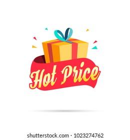 Hot Price Shopping Gift Box