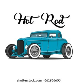 Hot Rod Brown