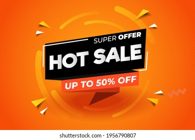 Hot sale price offer deal vector labels templates