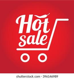 Hot sale symbol.