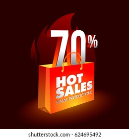 Hot sales, specials discounts and offers on fire